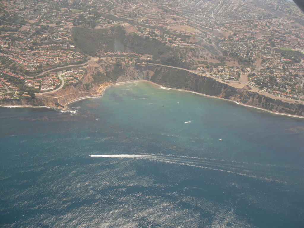 Bluff Cove Aerial by Hume 08-2012